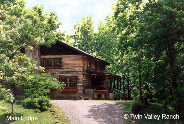 The Lodge at Twin Valley Bed and Breakfast Horse Ranch