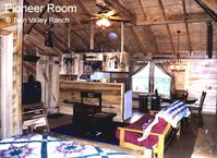 Pioneer Room at the Ranch House